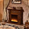 電気暖炉のホテルの家具(322S)を熱する簡単なヨーロッパの彫刻