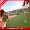Hierba de alfombra artificial de la decoración profesional del jardín