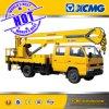 XCMG Officiële Jmc 17m Vrachtwagen Opgezette LuchtVrachtwagen van het Werkende Platform
