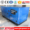 Генератор Weifang Рикардо трехфазный 100kw 125kVA молчком тепловозный