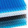 El panel plástico del policarbonato de la depresión brillante de la PC con capa ULTRAVIOLETA