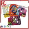 La bolsa de plástico modificada para requisitos particulares de la marca de fábrica con la boquilla para el empaquetado de Degergent