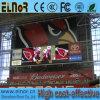 Pared al aire libre impermeable del vídeo del estadio LED del perímetro de la reunión de deporte P8