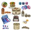 Kundenspezifischer Plastikschleifer, bunter Plastikschleifer
