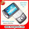 JC620s GSM 850/900/1800/1900のMHz 5.0 MP 180度のRotaringスクリーン