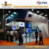 Yimu Exhbition Services - China Booth Construction para Fmc China