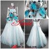 Vestido do baile de finalistas da noite Dress/Organza (A-157)