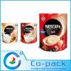Modificado para requisitos particulares colocar el bolso para arriba de empaquetado para el embalaje inmediato de Nescafe