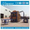 In pieno creatore automatico del blocchetto della cavità della macchina del blocchetto del cemento di pressione idraulica Qt10-15