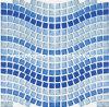 Kristallglas-Mosaik-Fliese (HGM281)