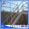 Profil d'alliage d'aluminium pour des panneaux de frontière de sécurité de construction
