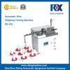 Riempitrice per barattoli di spogliatura del collegare automatico di risparmio Labor Rx-018