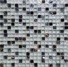 Mattonelle di mosaico di vetro del metallo della miscela Ksl112132