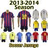 2013-2014季節のサッカーのフットボールジャージー(SC-BA-5412)