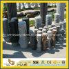 Stone chinês natural Baluster/Granite Baluster para o jardim de Outdoor