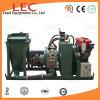 Lds1500d Stepless changement de vitesse hydraulique Diesel Pompe à béton Shotcrete