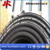 Norme à haute pression en caoutchouc hydraulique du tuyau DIN du tuyau SAE 100 R4/