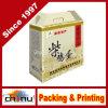 Коробка изготовленный на заказ печатание упаковывая бумажная (1215)