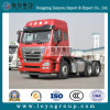 販売のためのSinotruk Hohan 6X4のトラクターのトラック380HPのレッカー車