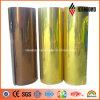 Bobina di alluminio 2015 dello specchio dell'oro di Ideabond dei prodotti di alta tecnologia