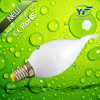 85-265V E14 400lm 560lm LED Bulb Sets with RoHS CE