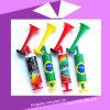 Corno di plastica dei ventilatori di sport personalizzati per la promozione (KM-001)
