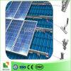 Carril de montaje solar de montaje de aluminio solar de la ayuda del sistema fotovoltaico de ferrocarril