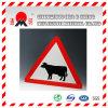 도로 교통 표지 경고 표시 (TM7600)를 위한 기술설계 급료 사려깊은 시트를 까는 필름