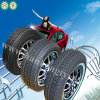 195/60r15 Semi Steel Radial Pick up Car Tires