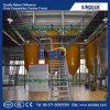 Máquina da refinação de petróleo do girassol, máquina da refinação de petróleo do feijão de soja, planta contínua da refinaria de petróleo
