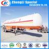 반 40m3 40000L 20tons LPG 수송 탱크 트레일러