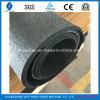 Черный лист природного каучука Crepe