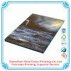 La impresión profesional del catálogo del libro con crea para requisitos particulares
