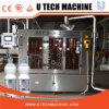 Máquina de rellenar purificada automática llena del agua
