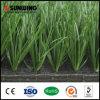 Césped sintético del fútbol del PE chino de la hierba