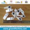 Impression blanche de la couleur W/Logo de qualité durable en plastique normale de sifflement