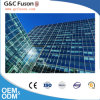 Gordijngevel van het Glas van het Aluminium van de Fabriek van China de Grote