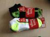 10 Sport-Socken der Farben-Männer