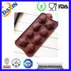 Прессформа шоколада силикона горячего типа изготовленный на заказ