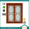 Hölzerne Innentür für Raum mit Glas (WDM-079)