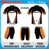 Custom Dry Fit Mens Cycling Jersey with Custom Digital Print