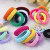 Kinder nette Toweling elastische Seil-Ring-Haar-Gleichheit (JE1526)