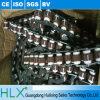 A fábrica de Dongguan faz a corrente transportadora de alumínio do passo do dobro da barra