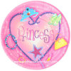 Princesa 7 , 8 , 9  placas de papel disponibles