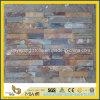 Rusty escuro Slate Stone Veneer para Exterior Wall Cladding