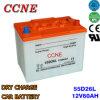 12V 60ah 55D26L N50zl CCA450 elektrische RC Autobatterie