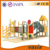 2016 madera Outdoor Playground Equipment para Children (VS2-6111A)