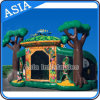 26feet L Inflatable Rain Forest Fun Center Bounce House