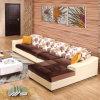 Bequeme moderne doppeltes Bett-Entwurfs-Möbel
