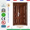 deur van de Veiligheid van het Staal van het Blad van de Breedte van 1200mm de Dubbele